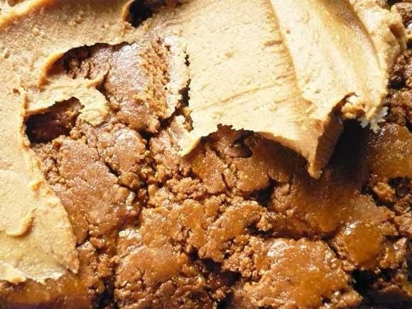 Marokkaanse snickerkoek zoetigheid