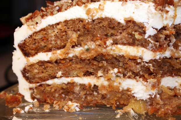 Carrot Cake Recipe With Oil Nz