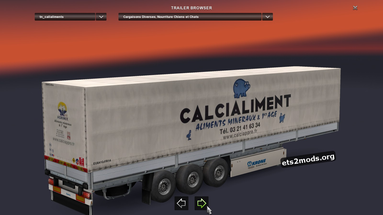 Trailers Pack by Philippe Mcs Black Diave