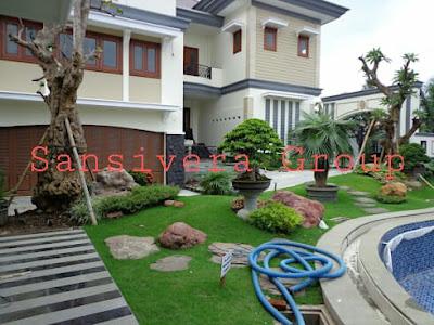 Tukang Taman Minimalis Rumah