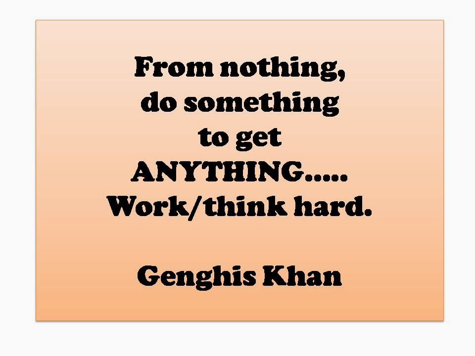 F3a Genghis Khan Quotes