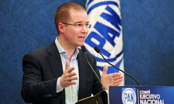 Alfredo Del Mazo, es producto del fraude electoral y la corrupción: Ricardo Anaya