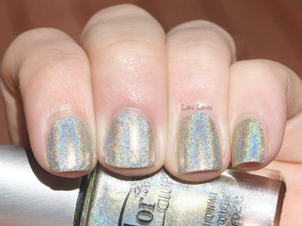 Color Club Halo Hues 2013 - Kismet Swatches, Comparisons & Review