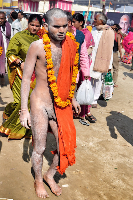 naga baba naked kumbh mela 2015 nashik allahabad 2013 man male india