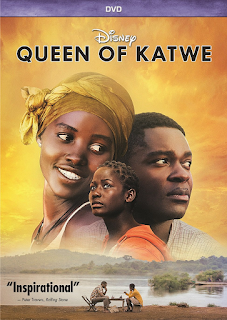 La Reina de Katwe/Queen of Katwe [2016] [DVD5] [Latino]