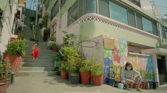 Hansung Apartment Buildings (Namil Villa), Busan_Fight for My Way