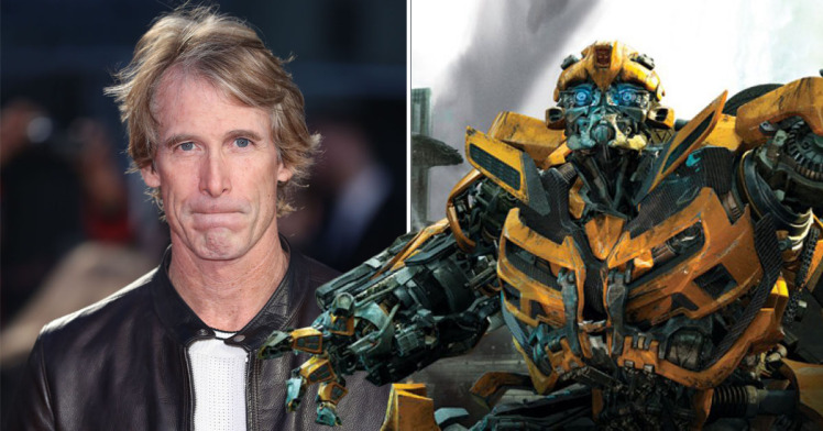 The Movie Sleuth: News: Optimus Reboot: Michael Bay's