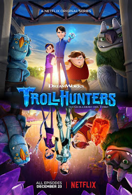 Trollhunters (TV Series) S01 DVD R4 NTSC Latino