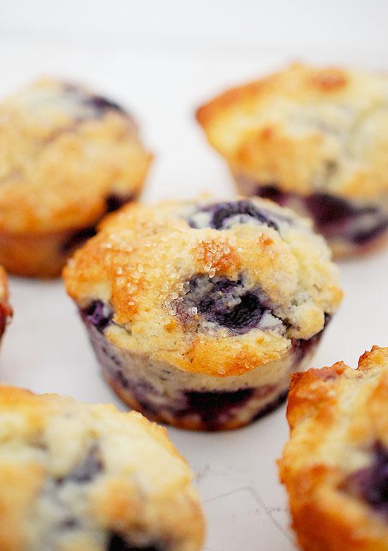 Smitten Kitchen S Perfect One Bowl Blueberry Muffins Eva Bakes
