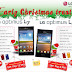 LG Optimus L7 and LG Optimus L5 Early Christmas Sale!!