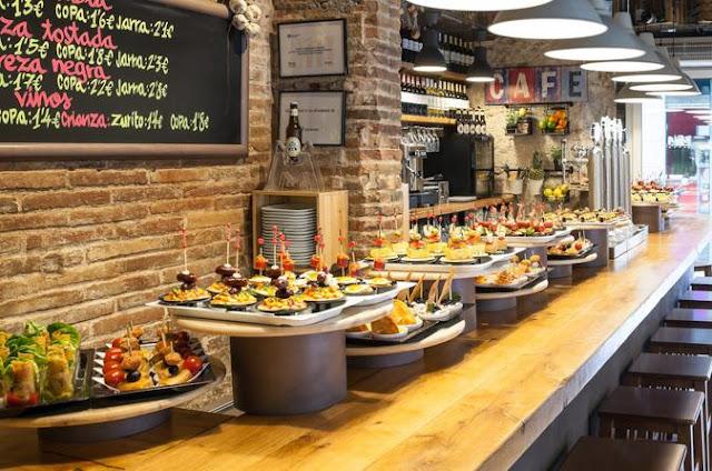 10 melhores restaurantes e bares de tapas em Barcelona