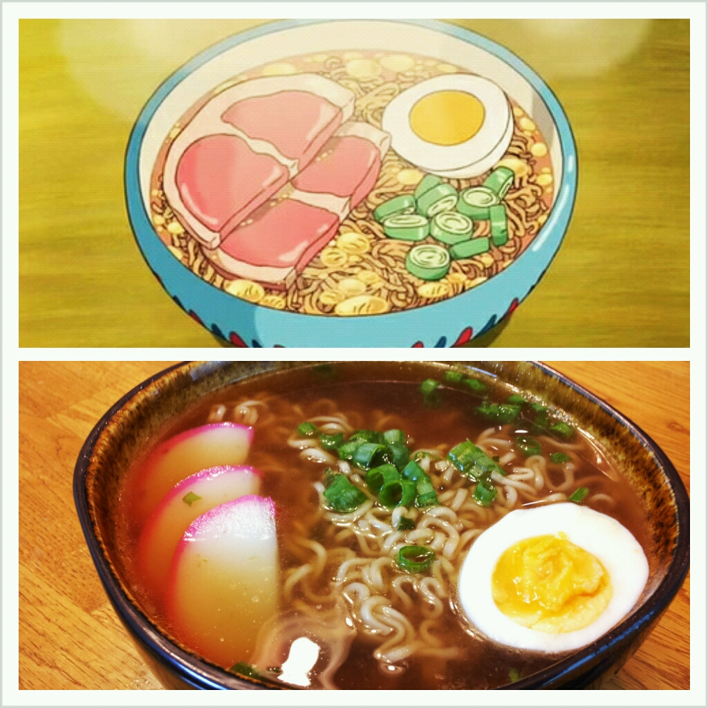 Im sure you all have drooled over this dish in an anime at some point i swear ramen must show up in every other anime