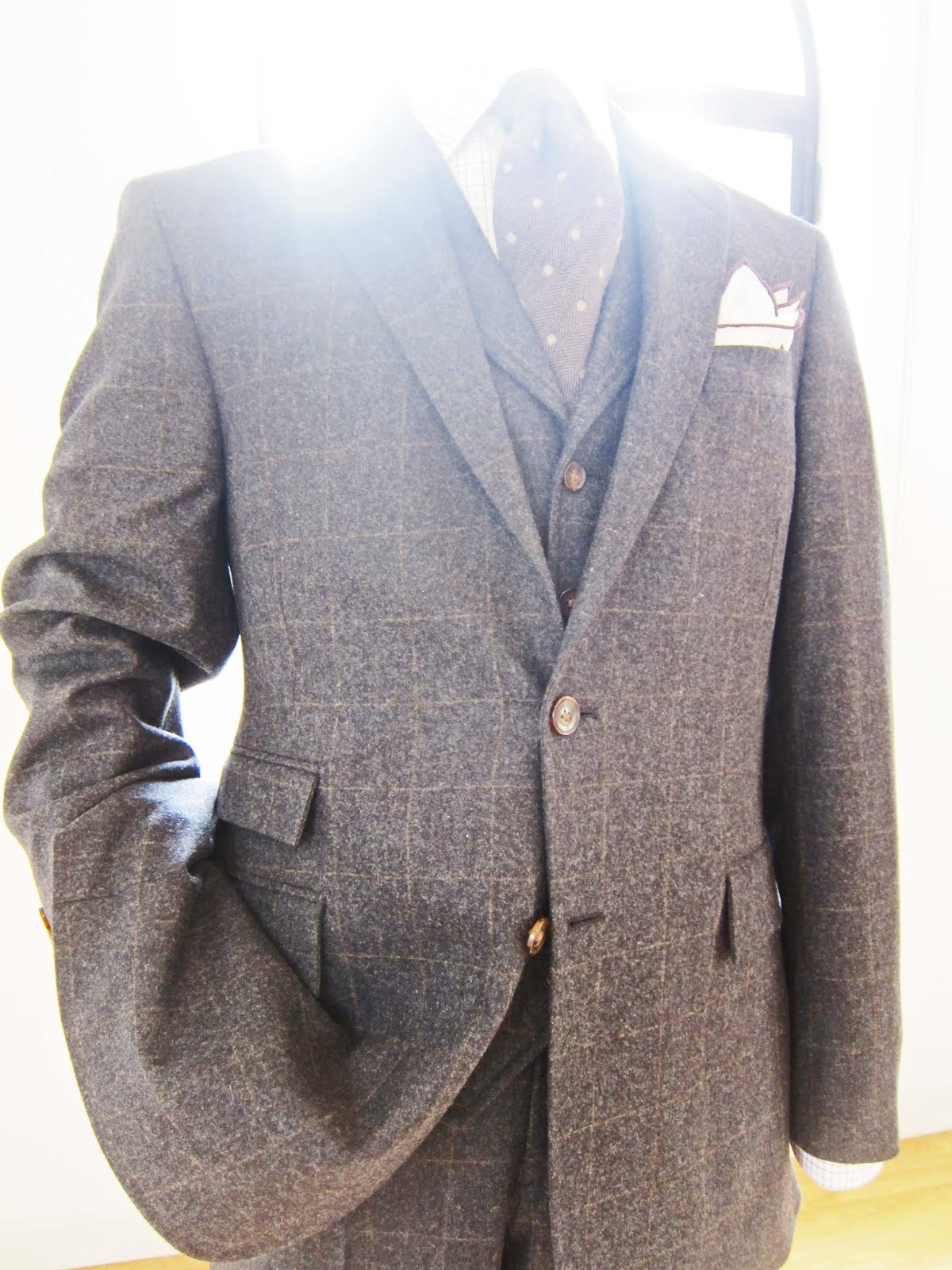 ebefc6795ab The Trad  Haspel Fall Winter  Bespoke at Cost