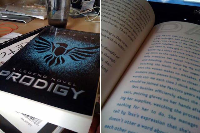 News: Capa e Book Trailer de Prodigy, da autora Marie Lu 18