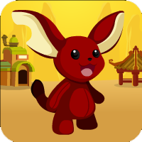 Play Games4Escape Red Bunny Rescue