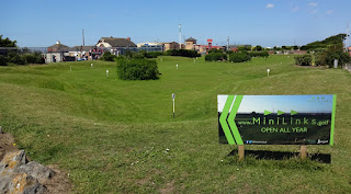 MiniLinks Pennines Putting course in Lytham Saint Annes