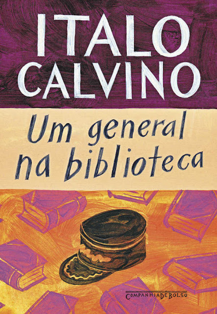 Um general na biblioteca - Italo Calvino