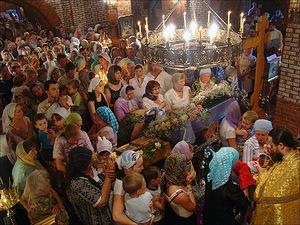 Как и чем можно заразиться в церкви? http://prazdnichnymir.ru/