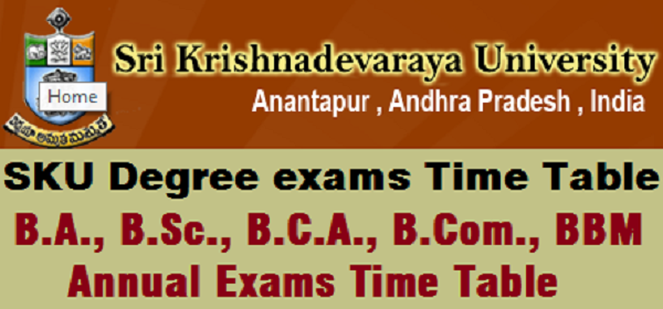 SKU,Degree Exams,Time Table