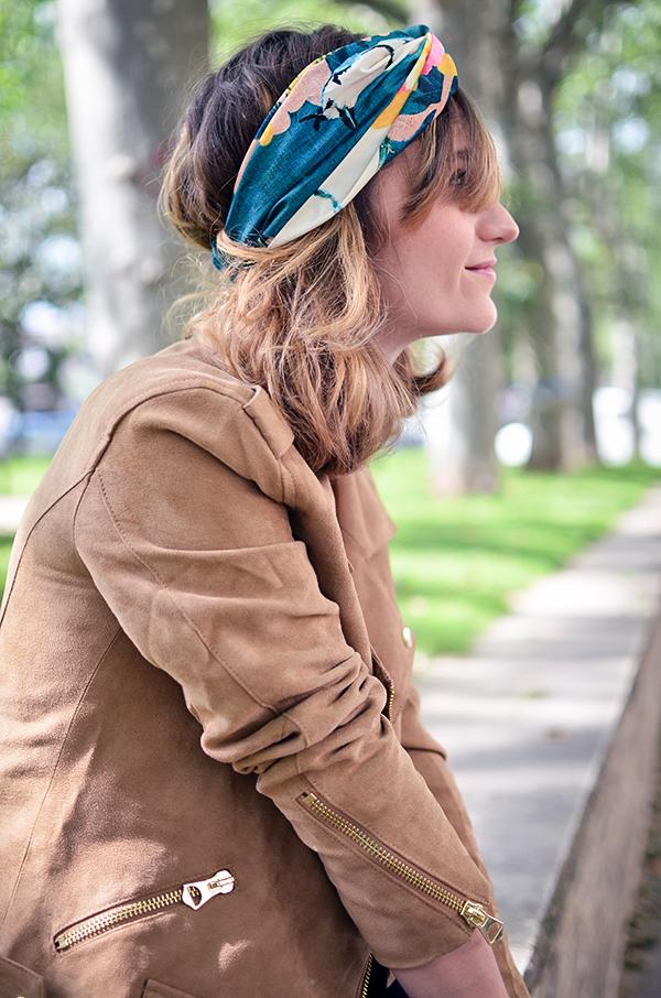 Bandeau cheveux Zara