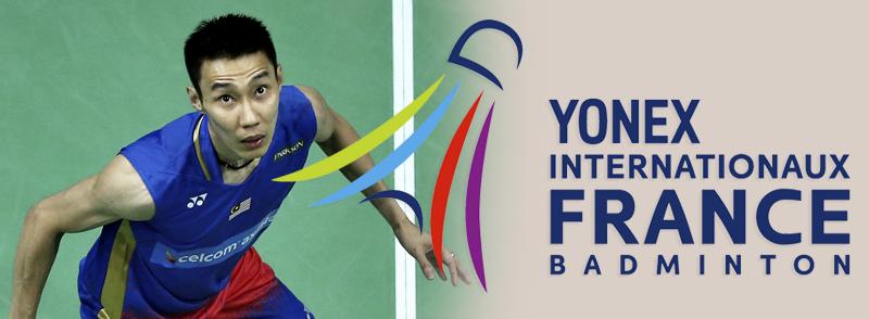 Badminton Terbuka Perancis 2017