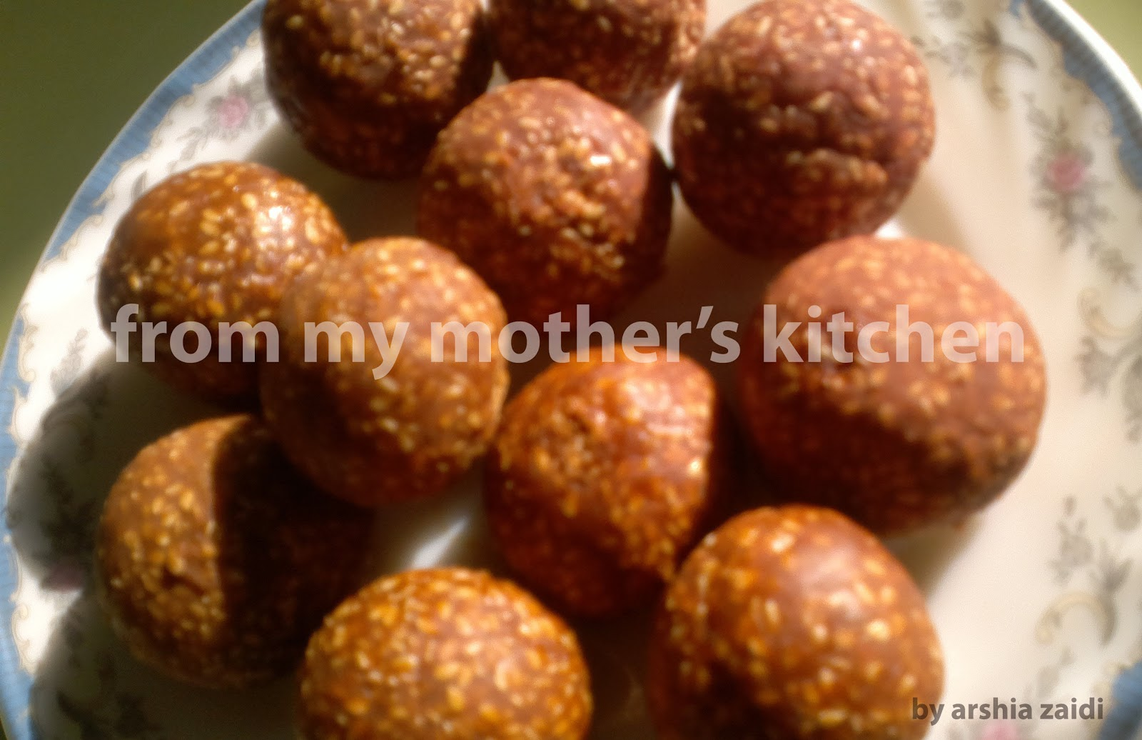 winter dessert, best Indian  dessert,  jaggery sweet dish,  til ke ladoo, gur recipe
