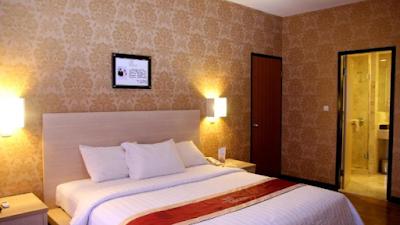 Room hotel ebony batulicin