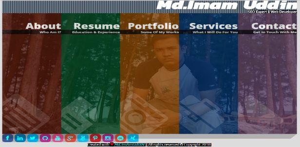 imamcu07 portfolio