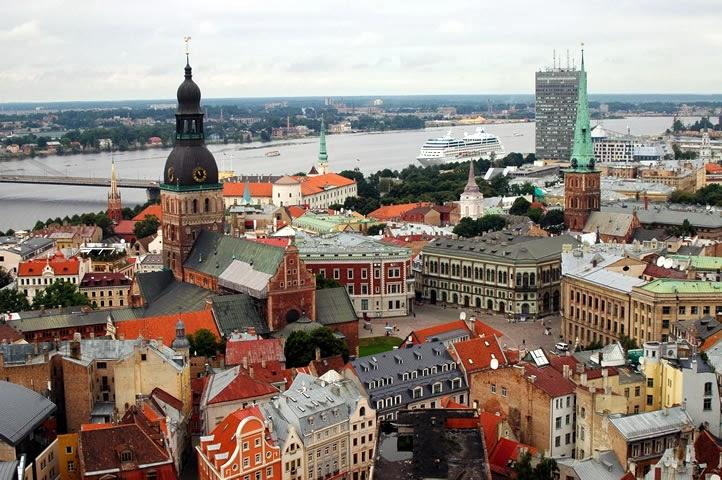Riga-Latvia-Eastern-European