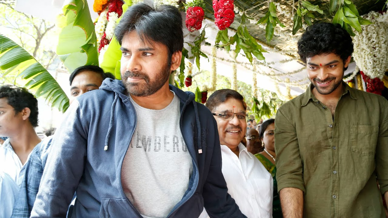 the gallery for gt pawan kalyan family
