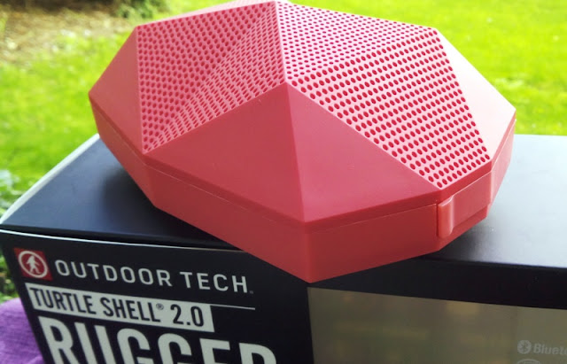 Turtle Crunch 2.0 Omnidirectional Outdoor Bluetooth Speaker Past Times Outdoor Technology!