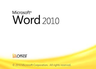 Modul Tutorial Microsoft Word 2010