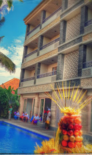 Hotel Rumah Bumbu at Tanjung Benoa
