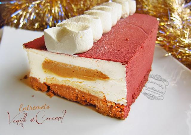 dessert vanille et caramel equinoxe de cyril lignac