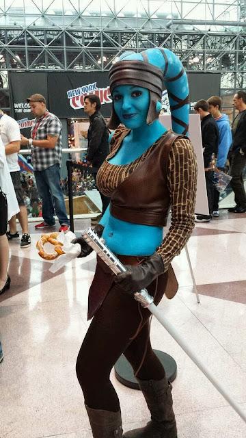 aayla cosplay jedi