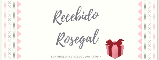 Recebido - Rosegal