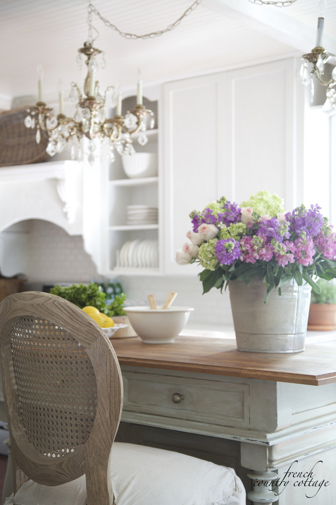 February  FRENCH COUNTRY COTTAGE - French country cottage blog