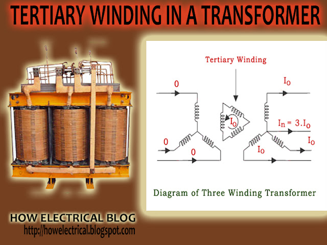 tertiary winding how electrical blog