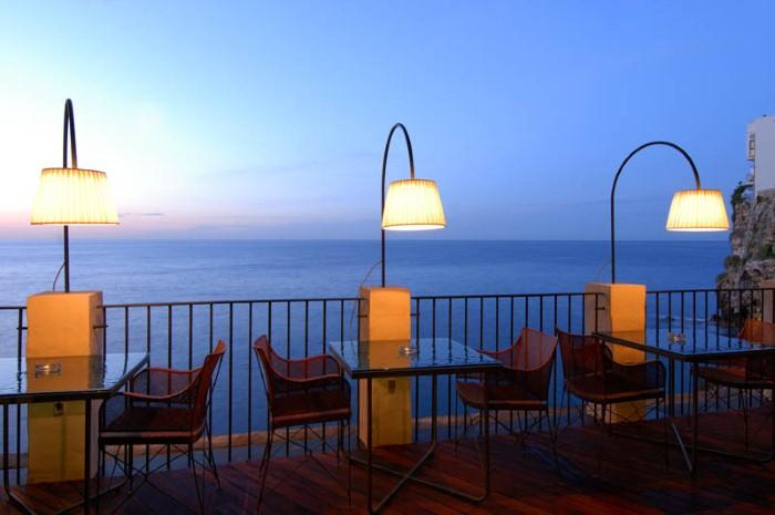 Grotta Palazzese - ресторан у моря 6