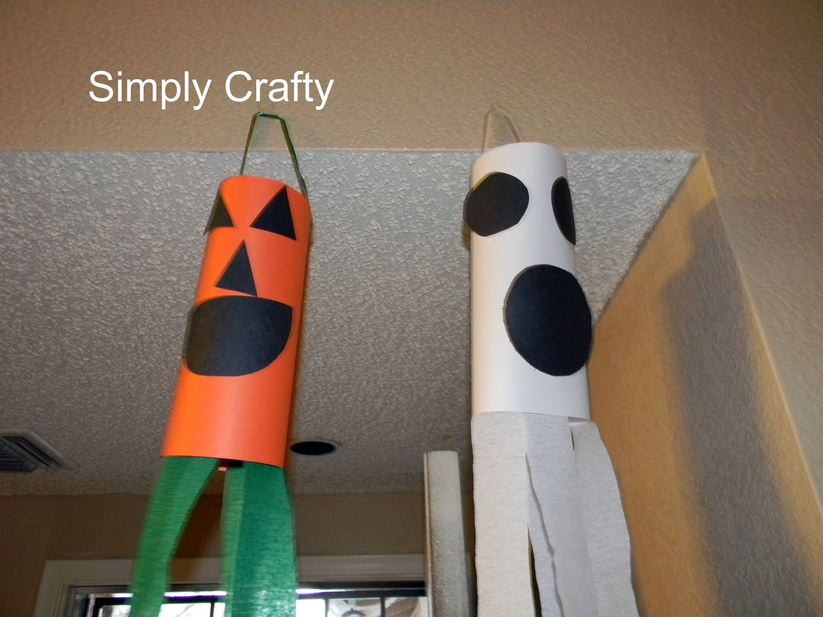 This Seriously Take Five To Ten Minutes To Prep It Is Well Worth It New Home Ideas- Last Minutes Halloween Crafts For Kids