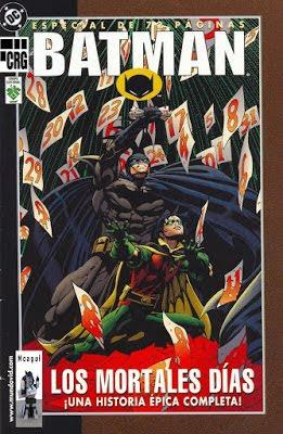 batman - calendarman