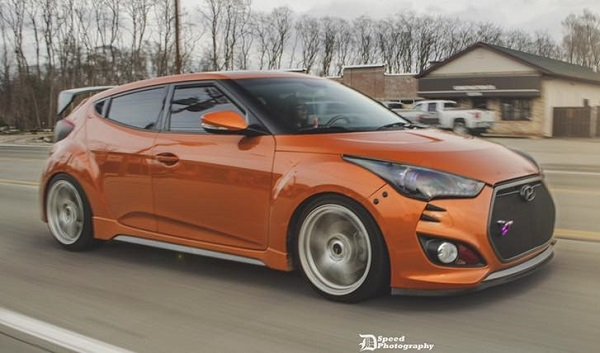 Veloster Is Hot, Here are 7 of Them That Will Change Your