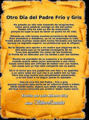 Tarjetas para el dia de los padres - mensajes lindos con imagenes alusivas para el dia del padre