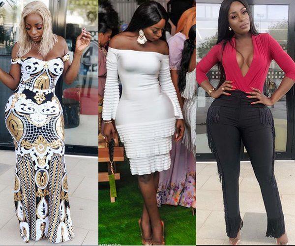 As Cantoras Angolanas Mais Bem Vestidas