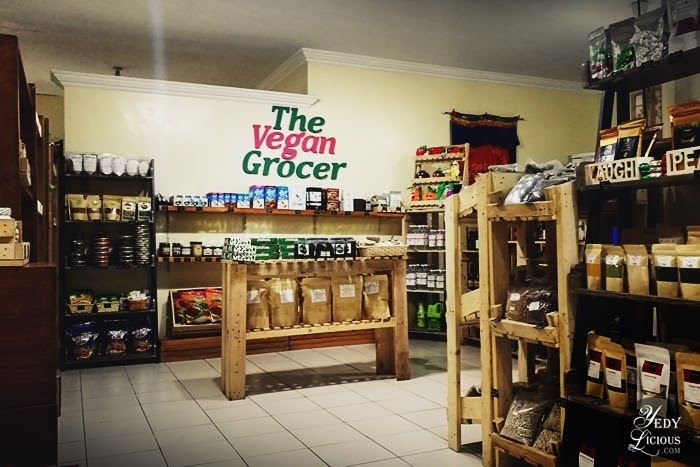 The Vegan Grocer San Juan Metro Manila Philippines, The Vegan Grocer Address Contact Number, Online Shopping Delivery Blog Review, Healthy Food Where To Buy Vegan and Vegetarian Food in Manila Philippines, Vegan Vegetarian Grocery Store in Manila, Best Vegetarian and Vegan Store Shops in Manila, Vegan Online Store Philippines, The Vegan Grocer Blog Review, The Vegan Grocer San Juan City Metro Manila Philippines Top Best Food Blog Recipe in Manila Philippines YedyLicious Manila Food Blog Yedy Calaguas Manila Vegans Vegetarians Cruelty-free Food, Plant Based Diet, Meatless Mondays