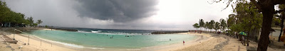 WP 20150125 17 35 47 Panorama - Travelogue - Maldives, a reminder that 70% of Earth is Water