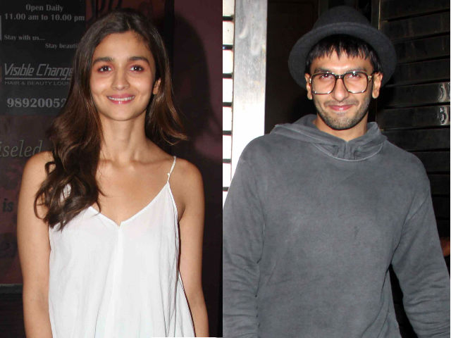 THIS IS WHY ALIA BHATT AND RANVEER SINGH ARE TRENDING. IT'S QUITE CUTE - BOLLYWOOD NEWS