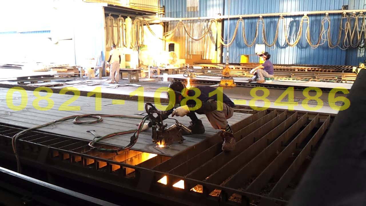 Jasa Fabrikasi Pressure Tank Wilayah Karawang Dan Sekitarnya Roll Walk Through Metal Detector 21 Zone Krisbow Kw1600009 Proses Cutting Plate