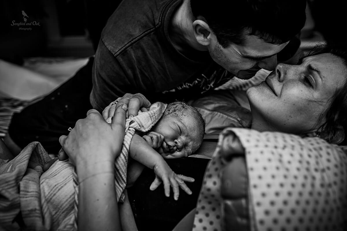 Mindblowing Images Of Childbirth From 2018 Winners Of Birth Photography Contest