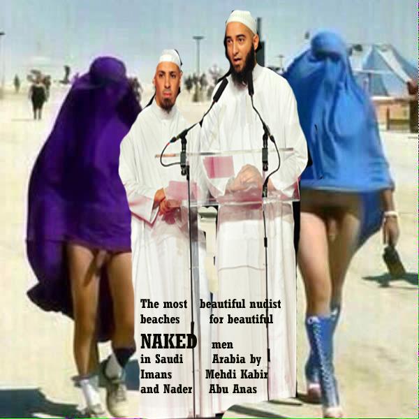 Think, saudi arabia nude beach does not